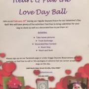 Heart & Paw the Love Day Ball