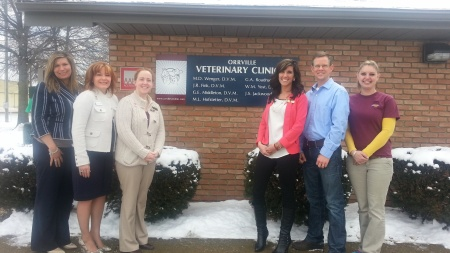 Jeffrey Fink D.V.M., Wendy S. Myers, Communication Solutions for Veterinarians, Orrville Vets,