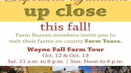 2013 Wayne County Farm Tour